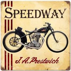 Vintage parts speedway
