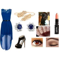 """8th Grade Formal"" by devlee-love-the-sun on Polyvore"