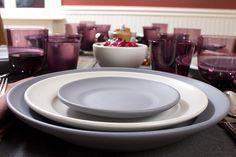 New Heath Ceramics Chez Panisse Matte Colors, Slate and Sand Heath Ceramics, Thanksgiving Celebration, Cookware, Slate, Dinnerware, Harvest, Favorite Things, Table Settings, Turkey