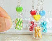 kawaii jewelry ice cream necklace - Google Search