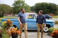 HGTV Home Town's Ben Napier & Jim Rasberry | Laurel Mercantile Co.