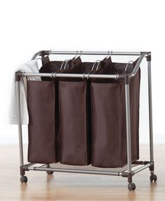 Neatfreak Hampers, Deluxe Everfresh Laundry Triple Sorter - Storage & Organizing - for the home - Macy's