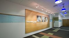 lobby wall graphic - Google Search