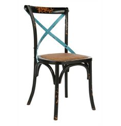 Bella Cross Dining Chair - Colours main image