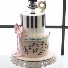 Piano #mutludukkan #sugarart #sekerhamuru #butikpasta