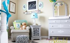 3+DIY+NurseryIdeas