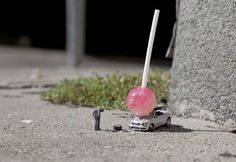Slinkachu: Miniature Artist Builds Global Model Village