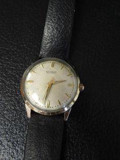ea327bfe900af LONGINES Wittnauer Automatic 17J 10K GF Vintage Wrist Watch RUNS l@@k |  eBay. Stainless Steel ...