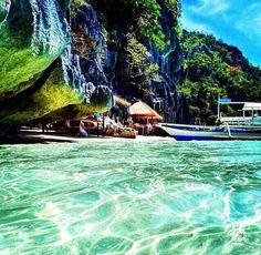 Coron Island. Palawan