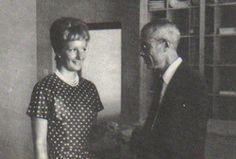 Es va casar a Gibraltar amb la periodista americana Jill Jarrell; se'n divorcià l'any 1969.