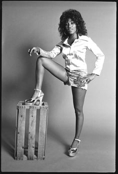 GLORIA JONES was one of the first female writers and producers for Motown