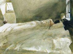 Andrew Wyeth - Gone Ashore