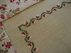Thrilling Designing Your Own Cross Stitch Embroidery Patterns Ideas. Exhilarating Designing Your Own Cross Stitch Embroidery Patterns Ideas. Cross Stitch Rose, Cross Stitch Borders, Cross Stitch Flowers, Cross Stitch Designs, Cross Stitching, Cross Stitch Embroidery, Cross Stitch Patterns, Hand Embroidery Videos, Hand Embroidery Patterns