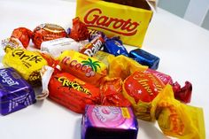 Chocolates Garoto S.A. Vila Velha, Espírito Santo, Brazil.