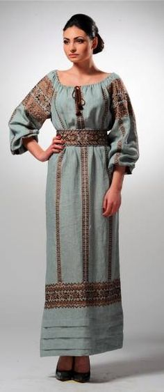 Folk Fashion, Muslim Fashion, Ethnic Fashion, Glam Dresses, Nice Dresses, Ukrainian Dress, Quoi Porter, Cool Outfits, Casual Outfits