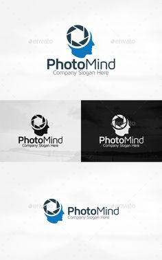 Photography Logo — Vector EPS #gallery #photo • Available here → https://graphicriver.net/item/photography-logo/11301586?ref=pxcr