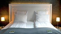 #lush #bed! at Clarion Collection Hotel Savoy Oslo