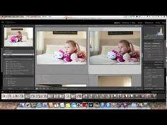 Lightroom Workflow Tutorial Video