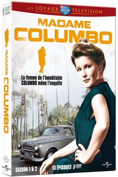 Amazon.fr - Madame Columbo - Saisons 1 & 2 - Kate Mulgrew, Lili Haydn, Henry Jones, Don Stroud : DVD & Blu-ray