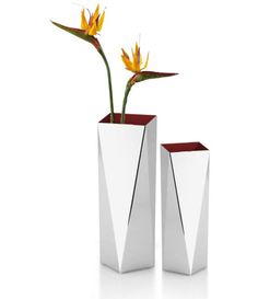 Solitaire Flower Vases