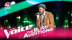 "The Voice 2017 Blind Audition - Chris Blue: ""The Tracks of My Tears"" - YouTube"