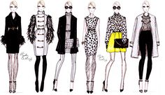 Hayden Williams Pre-Fall 2012 collection