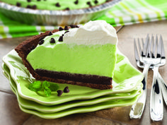 St. Patrick's Day Pie
