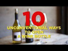Cadê o abridor? 10 maneiras de abrir uma garrafa de vinho sem o saca-rolhas   Comendo com os Olhos