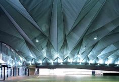 Foreign Office Architects used the image of the Hokusai Wave to explain their Yokohama International Cruise Terminal