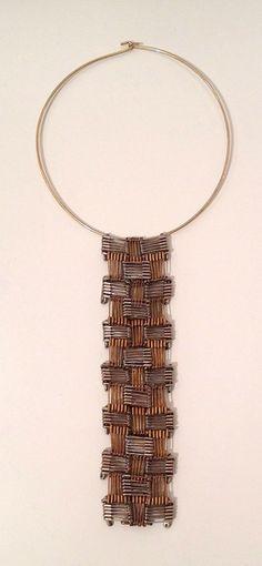 Tamiko Kawata, 'Tie Necklace,' 1999, Garvey | Simon Art Access