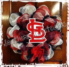 St. Louis Cardinals Wreath!