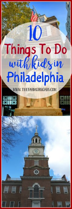 From history to culture, Philadelphia is such a fun place to visit with the family. Travel and plan a trip there soon and check out these 10 Things To Do With The Kids In Philadelphia.