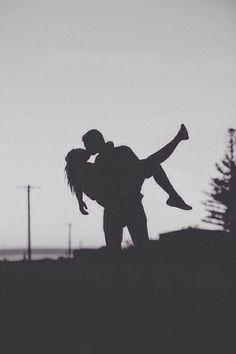 On loving those who leave us - A Romance