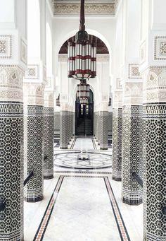 The 12 best photo spots – An Insta Guide to Marrakech. – Famous Last Words Riad Marrakech Medina, Mamounia Marrakech, Riads In Marrakech, Marrakech Travel, Morocco Travel, Africa Travel, Marrakech Hotels, Visit Marrakech, Most Luxurious Hotels