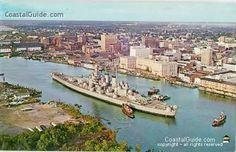 Homecoming, Battleship USS North Carolina