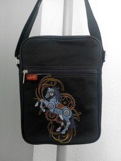 Robotlovas táska Bags, Fashion, Handbags, Moda, Fashion Styles, Fashion Illustrations, Bag, Totes, Hand Bags