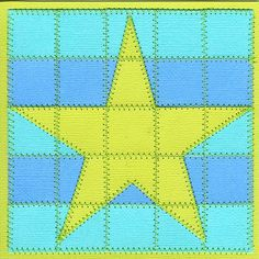Name: 'Paper Crafts : Star Shine Paper Quilt, Craft Patterns, Paper Crafts, Quilts, Stars, Creative, Design, Tissue Paper Crafts, Paper Craft Work