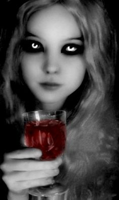 Billedresultat for real vampire Vampire Love, Female Vampire, Gothic Vampire, Vampire Girls, Vampire Art, Dark Gothic, Real Vampires, Vampires And Werewolves, Zombies