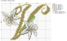 alfabeto dei gigli V