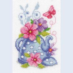 Thrilling Designing Your Own Cross Stitch Embroidery Patterns Ideas. Exhilarating Designing Your Own Cross Stitch Embroidery Patterns Ideas. Cross Stitch Cards, Counted Cross Stitch Kits, Cross Stitching, Cross Stitch Embroidery, Cross Stitch Patterns, Embroidery Patterns, Butterfly Cross Stitch, Cross Stitch Flowers, Cross Stitch Kitchen
