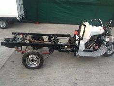MOTOCARRO CHASIS 200CC