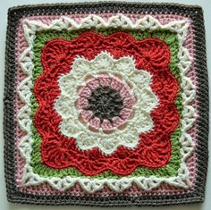 "Laurel's /place: Adventure Into the World of the ""Crochet Along"""