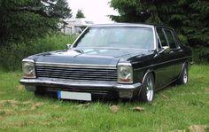 Opel Diplomat B V8