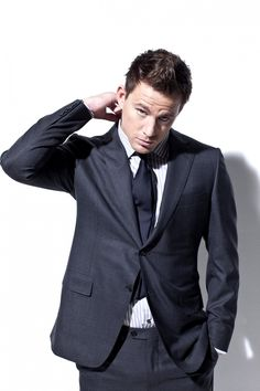 Channing Tatum - Sexiest Man Alive 2012, do you agree? Hmmm!