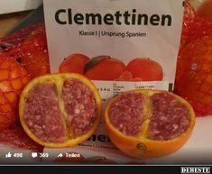 Mit extra viel Fruchtfleisch ;-))