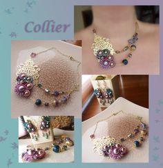 Soutache Necklace   Serena Di Mercione Creations