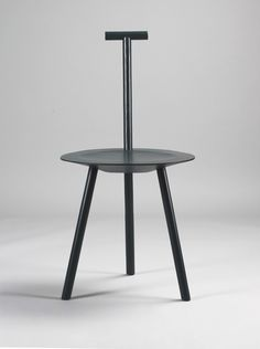 PLEASE WAIT to be SEATED Spade Chair by Faye TooGood
