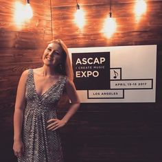 Proud to contribute beauty to the music industry. I was born to create!   #ascap #ascapexpo #ascapexpo2017 #icreatemusic #musician #songwriter #hollywood #singersongwriter #singer #vocalist #music #unsigned #indiemusic #indieartist
