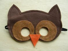 Owl Mask? I can make this?