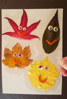 leaf crafts for kids leaves & leaf crafts for kids - leaf crafts for kids preschool - leaf crafts for kids leaves - leaf crafts for kids easy - leaf crafts for kids elementary - leaf crafts for kids autumn art Fall Arts And Crafts, Easy Fall Crafts, Thanksgiving Crafts, Autumn Leaves Craft, Autumn Art, Fall Leaves, Fall Crafts For Toddlers, Toddler Crafts, Autumn Activities